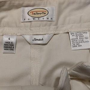 Talbots Shorts - Talbot's petite stretch skort